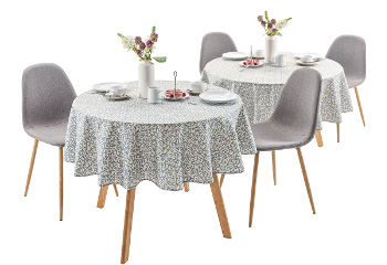 Table linen wipeable