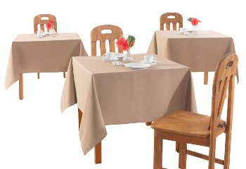 Table linen uni